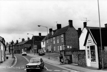 Gravel Walk 1982