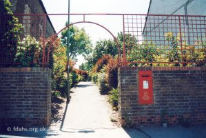 Gravel Walk Footpath C1994