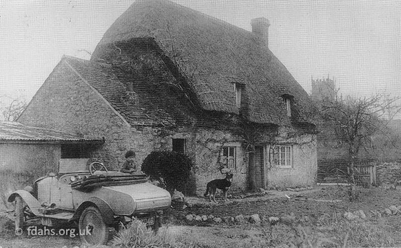 Great Coxwell Pear Tree Farmhouse C1935