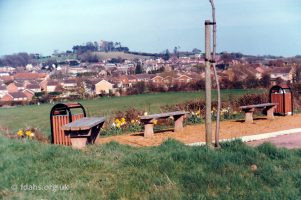 Highworth Road Folly View C1994