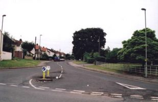 Highworth Road Start 2000