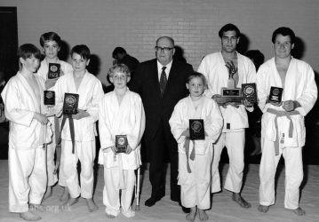 Judo Club 1991