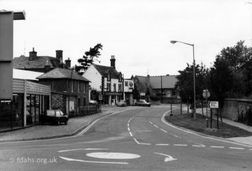 Lechlade Road 1982