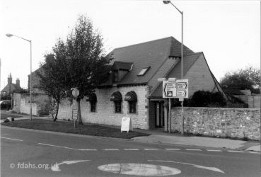 Lechlade Road 1995