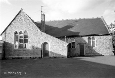 Lechlade Road School 1995
