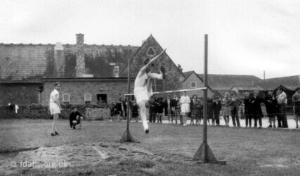 Lechlade Road School Sports 1959