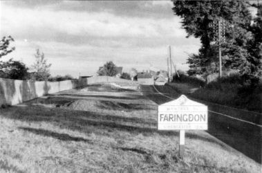 Lechlade Road Up 1953