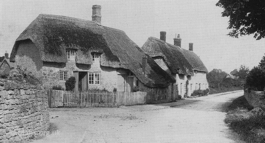 Little Coxwell 1920s