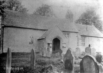 Little Coxwell Church