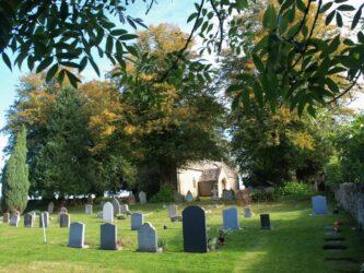 Little Coxwell Graveyard 2021