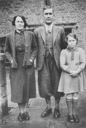Little Coxwell Headmaster 1940s
