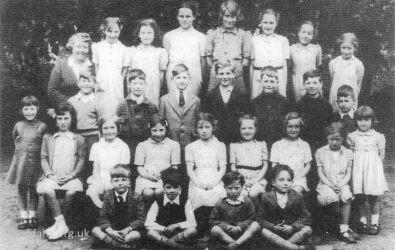 Little Coxwell Pupils 1947