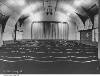 Little Theatre Inside