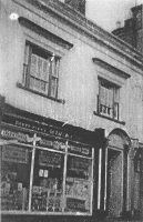 London Street 13 1950s