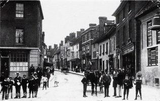 London Street 1910