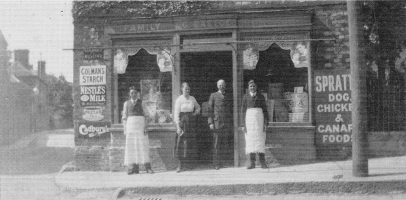 London Street Eastoes 1920s