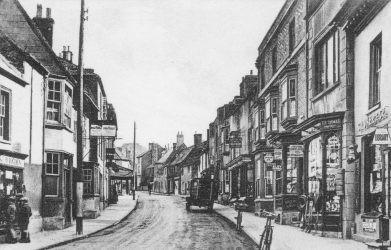 London Street Lower 1
