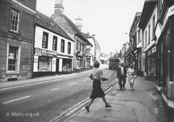 London Street Lower 1978