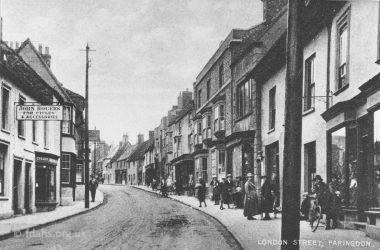 London Street Lower 3