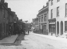 London Street Middle C1912