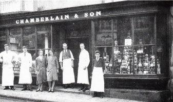 London Street#10 1931