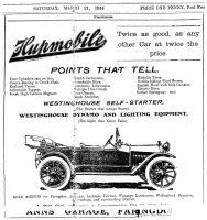 Market Pl Anns Advert 1914