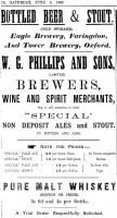 Market Pl Phillips Advert 1903