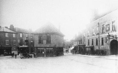 Market Place 1900s
