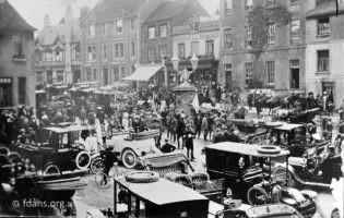 Market Place 1911