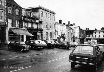 Market Place 1980s