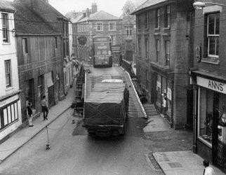 Market Place Bailey Bridge 1963