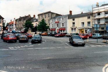 Market Place Lt1980s