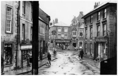 Market Place Narrows 1953