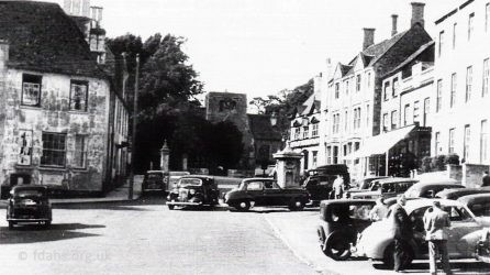 Market Place North 1953