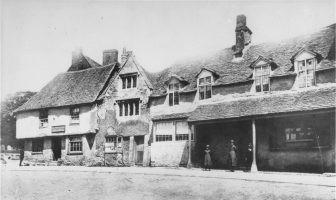 Market Place Top 1880s