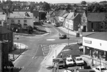 Marlb Coxwell Roundabout