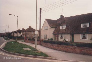 Marlborough Close Gardens 1988