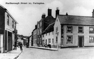 Marlborough St Bromsgrove C1915