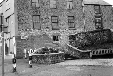 Marlborough St Corner Arthurs Hill