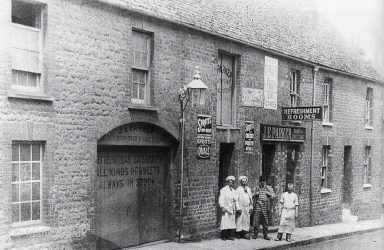 Marlborough Street 18 22 1916