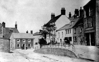 Marlborough Street Arthurs Hill 1890s