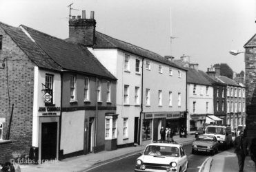 Marlborough Street Down 1982
