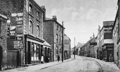 Marlborough Street Up 1921