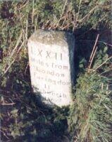 Milestone Badbury Hill 1984