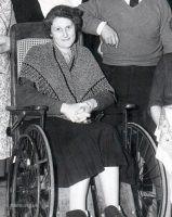 Nancy Reeves On Stage 1958