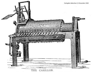 New Carillon 1926