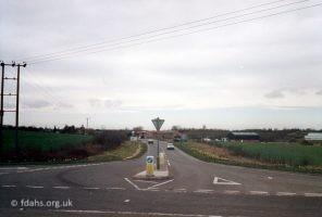 Park Road A420 Junction