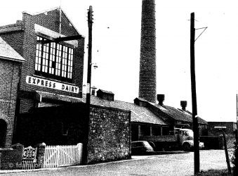 Park Road Dairy 1966