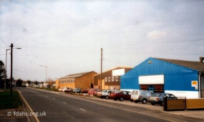 Park Road Ind Estate C1980s