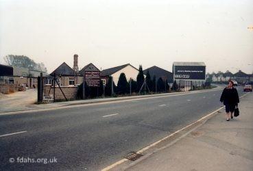 Park Road Old Station 1988